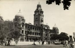 Pakistan, KARACHI, Municipal Office (1960s) RPPC Postcard - Pakistan