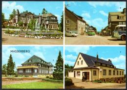 B9398 - TOP Masserberg Gaststätte - Bild Und Heimat Reichenbach Verlag DDR - Allemagne
