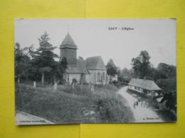 Lucy ,église ,édition Proust - Frankreich
