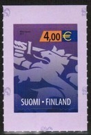 2011 Finland 4,00 Heraldic Lion MNH. - Unused Stamps