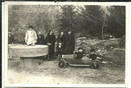 ( AUTOMOBILES )  ( VIEILLES VOITURES  )( JEUX D ENFANTS ) ( COULONGES )( 86 VIENNE ) 1932 - Automobiles