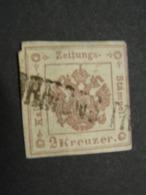 RDB.Ti.10.6. Austria 2 Kreuzer - Austria