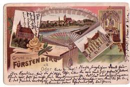 Furstenberg A/d Oder 1907 - Deutschland