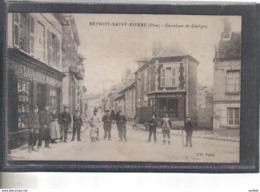 Carte Poste 60. Béthisy-Saint-Pierre  Maison Lavoisier Carrefour De Glatigny Animée  Très Beau Plan - Otros Municipios