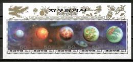 Korea North 1996 Corea / History Of The Earth MNH Historia De La Tierra / Cu10013  3-1 - Unclassified