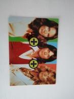 Uncirculated Postcard - Movies - Charlie`s Angels - TV-Serien