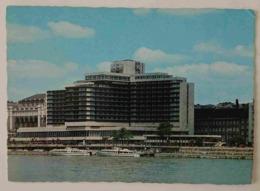 BUDAPEST - Hotel Duna Intercontinental -   Vg - Ungheria