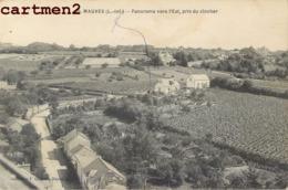 MAUVES PANORAMA PRIS DU CLOCHER 44 - Mauves-sur-Loire