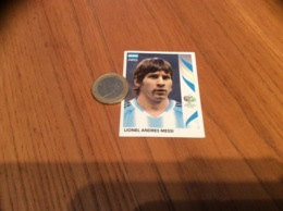 Sticker PANINI Football FIFA CUP GERMANY 2006 «N°185 » (LIONEL ANDRES MESSI) - Panini
