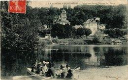 CPA LA VARENNE CHENNEVIERES - Pointe Des Iles Et Chateau De L'Etape (275394) - Chennevieres Sur Marne