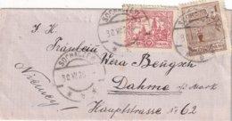 POLOGNE 1926 LETTRE DE SOCHACZEW - 1919-1939 République