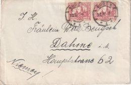POLOGNE 1926 LETTRE DE LODZ - 1919-1939 République