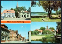 C9117 - Warin - Bild Und Heimat Reichenbach Verlag DDR - Sternberg