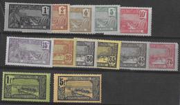 ⭐ Guadeloupe - YT N° 55 à 71 ** Sans Les N° 62 / 65 / 67 / 70 - Neuf Sans Charnière - 1905 / 1907 ⭐ - Unused Stamps