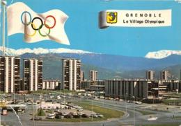 GRENOBLE      VILLAGE OLYMPIQUE - Grenoble