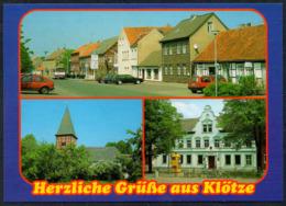 C9120 - TOP Klötze - Bild Und Heimat Reichenbach Verlag DDR - Kloetze