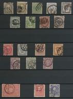 Asien: 1876-1994, Dublettenpartie Der Länder Hongkong Und Japan In Einem Einsteckbuch. Der Hongkong- - Briefmarken