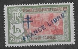 Inde N° 161** - Indië (1892-1954)