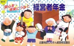 BD - DESSIN - MANGA - PUBLICITE - PUB - COMICS - MANGA - Télécarte Japon - Advertising