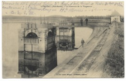 52-LONGEAU-Le Réservoir De La Vigeonne...1914  Animé - Francia