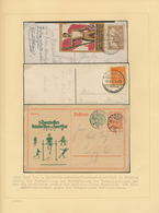Thematik: Sport-Turnen / Sport-gymnastics: 1921/1938, Die Geschichte Des Deutschen Sports Im Allgeme - Gymnastics