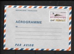 1005-AER-Avion Concorde Survolant Paris - Postwaardestukken