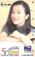 FEMME WOMAN  - Télécarte Japon - Other