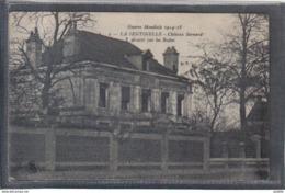 Carte Postale 59. La Sentinelle  Chateau Bernard Dévasté Par Les Boches  Très Beau Plan - France