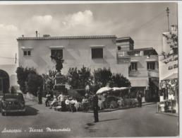 Cartolina - Postcard / Non  Viaggiata - Unsent /  Anacapri, Piazza Monumento.. ( Gran Formato ) - Autres Villes