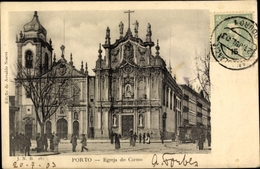 Cp Porto Portugal, Egreja Do Carmo - Portugal