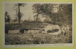 [ ARGONNE ] Bois De La Gruerie, Abris De Bombardement, VUE INHABITUELLE. - Guerre 1914-18