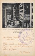 75016-PARIS-2 ET 4 AVENUE MONTESPAN, ATELIER DES SOLDATS MUTILES DE LA GUERRE U C A D - UN COIN DES MAGASINS - District 16