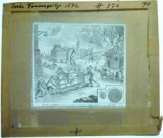 LANCE Á INCENDIE 1672 - Glass Slides