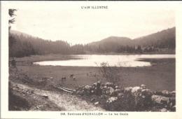 CPA Environs D'Echallon Le Lac Genin - Autres Communes