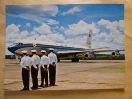VARIG  B 707-320   PP-VJA - 1946-....: Moderne