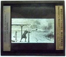 EXPÉRIENCE DE ROMANS ÉXÉCUTÉE LE 7 JUIN 1783 - Glass Slides