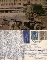 Pakistan, KARACHI, Donkey Cart (1964) Postcard - Pakistan