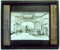 UN LABORATOIRE DE CHIMIE EN 1638 - Glass Slides