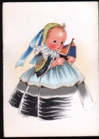 Barré Dayez, ILLUSTRATEUR , Carte N°1553 V  La Petite Bretonne - Illustratori & Fotografie