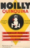 (52)  NOILLY - Quinquina - Publicité