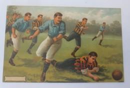 Künstlerkarte, Männer, Fußball, Freiwillige Sanitäts-Colonne   1908  ♥ (25583) - Künstlerkarten