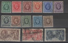 Grande Bretagne _ (1934)  Série N°187/200  Oblit - Gebraucht