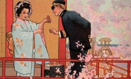5 Cartoline - Postcard / Non  Viaggiate - Unsent /  Madama Butterfly - Opera