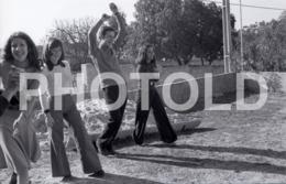 1972 GAME JOGO PORTUGAL AMATEUR 35mm ORIGINAL NEGATIVE Not PHOTO No FOTO - Photography