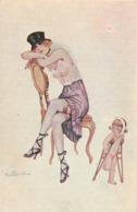 Cartolina - Postcard /non  Viaggiata -not  Sent / Donnina - - Mujeres