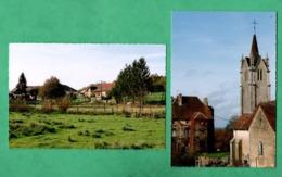 39 Jura Molamboz Lot De 2 Cartes Postales ( Photos Prises En 2OO3 ) - Other Municipalities