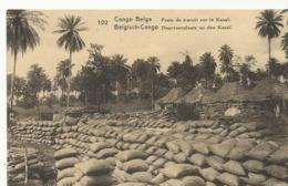 Congo Belge Poste De Transit Sur Le Canal  (2300) - Congo Belge - Autres