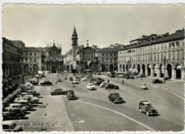 TORINO    PIAZZA   S. CARLO         (VIAGGIATA) - Places