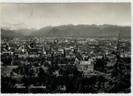 TORINO      PANORAMA          (VIAGGIATA) - Places