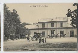 PROVINS: La Gare - 4 ELD - Provins